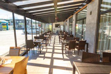 RONDO Prešov – reštaurácia